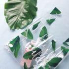 Printed Transparent Shopper Bag