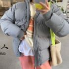 Boxy Padded Jacket
