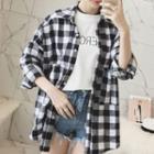 Plaid Shirt Check - One Size