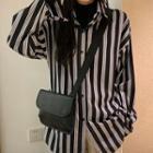 Striped Shirt Shirt - One Size