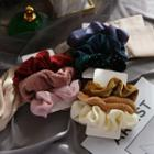 Set Of 3: Fabric Hair Tie