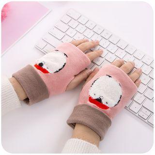 Fingerless Gloves (various Designs)