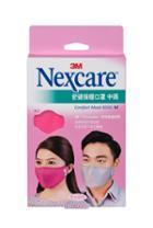 3m - Nexcare Comfort Mask (pink/m) 1 Pc