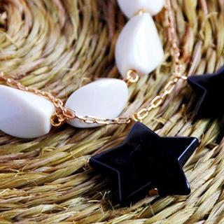 Sweetie Black Star Bracelet
