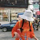 Plain Fringed Bucket Hat