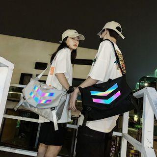 Reflexive Messenger Bag