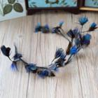 Wedding Peacock Feather Hair Band