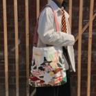 Print One-shoulder Handbag