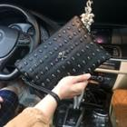 Faux Leather Clutch (various Designs)