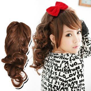 Hair Ponytails - Wavy