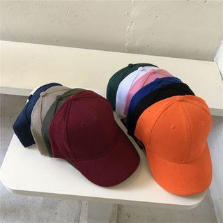 Baseball Cap In 11 Colors