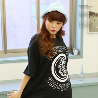 Printed Loose-fit T-shirt