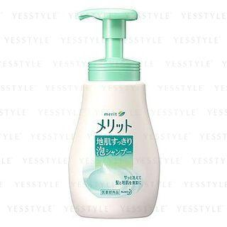 Kao - Merit Foam Shampoo 360ml