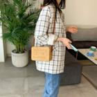 Woven Shoulder Bag One Size