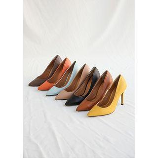 Pointy Stilettos In 7 Colors