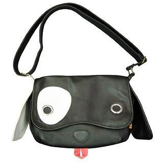 Doggie Bag (medium) Black - M