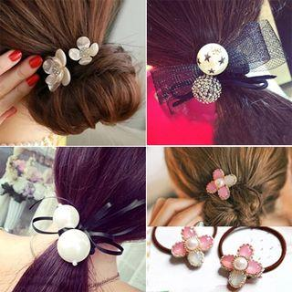 Rhinestone Hair Band (various Designs)