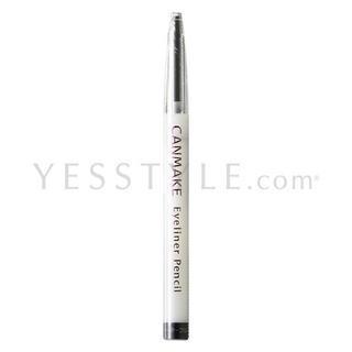 Canmake - Eyeliner Pencil (#01 Black) 1 Pc