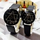 Couple Matching Gear Strap Watch