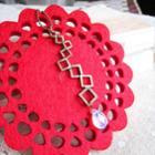 Copper Elegant Style Necklace