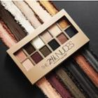 Maybelline - The 24k Nudes Eyeshadow Palette Gold