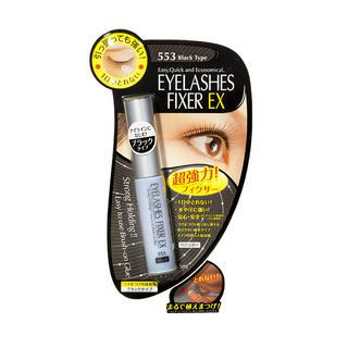 D-up - Eyelashes Fixer Ex - #553 Black Type 5ml