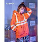Loose-fit 3m Hooded Pullover