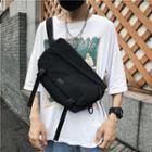Lightweight Messenger Bag Dp221 - Black - One Size