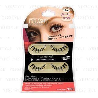 D-up - Eyelash Sp Dew Series (#908 Gary Eyes) 2 Pairs