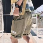 Cuffed Basic Shorts