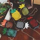 Pineapple Shoulder Pouch