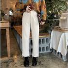 Plain Woolen Dress Pants