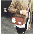 Cat Mini Crossbody Bag