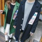 Couple Long Trench Jacket