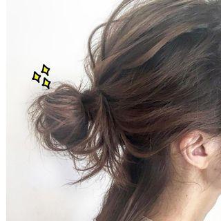 Hair Bun Hair Clip