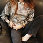 Glitter Pullover