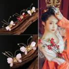 Retro Butterfly Hair Stick