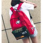 Camo Pocket Backpack