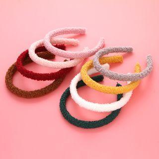 Flannel Headband