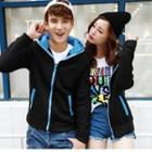 Couple Hooded Jacket
