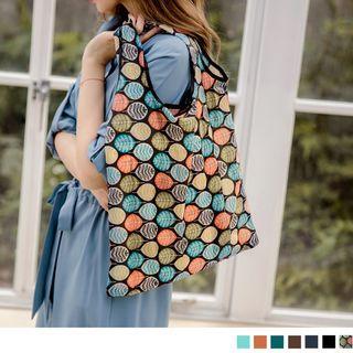 Foldable Printed Shopper Bag