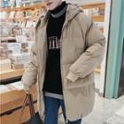 Medium Long Jacket