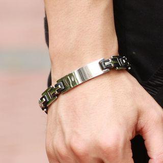 Stainless Steel Bracelet 812 - One Size
