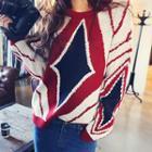 Diamond Pattern Sweater