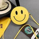 Smile Face Crossbody Bag