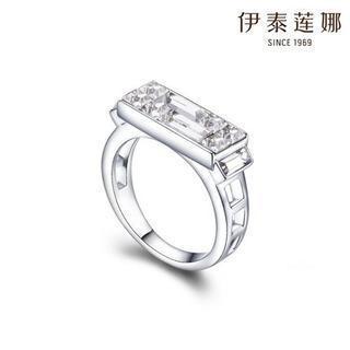 Swarovski Elements Crystal Sterling 925 Silver Ring