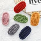 Yarn Hair Clip