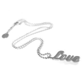 Have A Word Necklace - Love