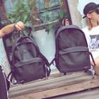 Oxford Backpack Black - One Size