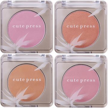 Cute Press - Nonstop Beauty 8 Hr Blush - 6 Types